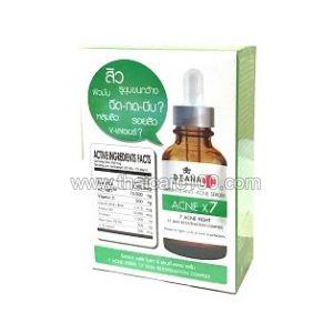Сыворотка для лечения акне Diana+ 7 Acne Fight Briaght and Anti-Acne Serum