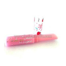 Бальзам для губ Pink Magic Mistine с клубникой