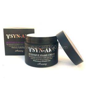 Антивозрастной крем для лица с пептидами змеиного яда Syn-Ake Intensive Snake Cream Ariany