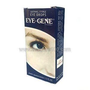 Глазные капли против сухости Eye-Gene Eye Drops