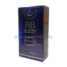 Фотошоп в тюбике-ВВ мусс Mistine BB Oil Control Mousse для жирной кожи