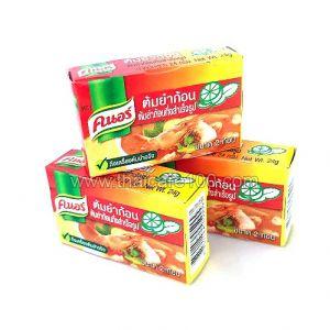 Кубики Том Ям для приготовления известного тайского супа