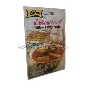 Желтая карри паста Yellow Curry Paste