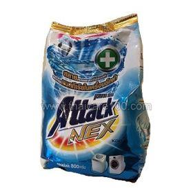 Антибактериальный порошок КАО для глубокого очищения и оббеззараживания вещей ( 800 грамм )