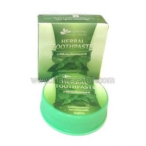 Зубная паста для чувствительных зубов Ванг Пром Wangprom Herb