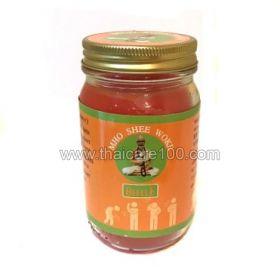 Согревающий оранжевый бальзам Mho Shee Woke