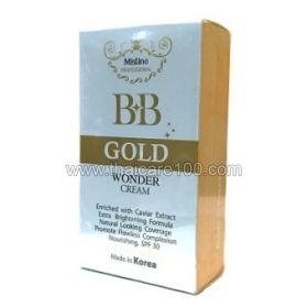 Матирующий и маскирующий крем BB Gold Wonder Cream
