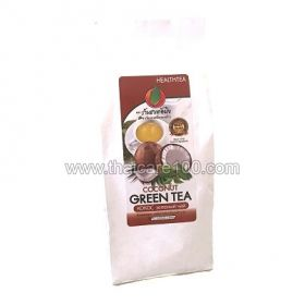 Зеленый чай с Кокосом