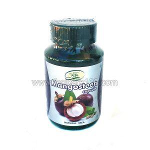 Натуральные капсулы 100% Мангустина Thai Natural Mangosteen Capsule