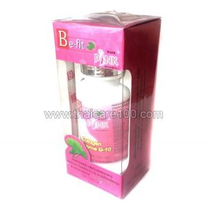 Женский витаминный комплекс с коллагеном  и коэнзимом Be-fit Pink Collagen Coenzyme Q-10