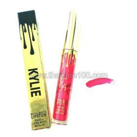 Жидкая помада Кайли Дженнер Kylie Jenner Matte Liquid Metal Lipstick тон Dainy