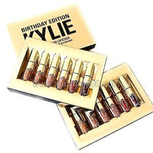 Набор матовых помад Кайли Дженнер Kylie Birthday Edition