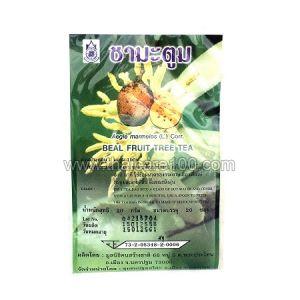 Настойка чая Матум в фильтр-пакетах Beal Fruit Three Tea от ОРВИ, гриппа и простуды