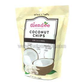 Натуральные кокосовые чипсы Coconut Chips Original
