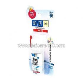 Японский лосьон для лица с супергиалуроновой кислотой Hada Labo Acid Super Hialuronic