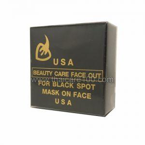 Мыло для лица от черных точек U.S.A Beauty care face out K.Brother