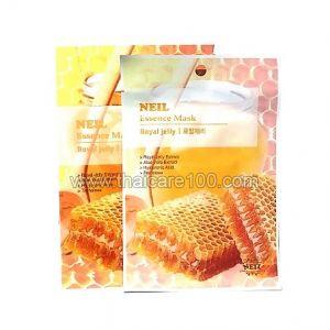 Медовая тканевая маска Neil Essence Mask Royal Jelly