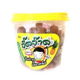 Жевательные конфеты из натурального Ананаса