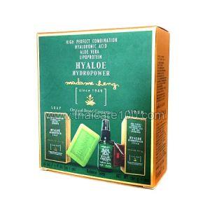 Подарочный набор с Гиалуроновой кислотой и Алоэ-Вера Madame Heng Hyaloe Hydropower
