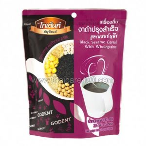 Напиток из черного кунжута Godent Black Sesame Cereal With Wholegrains