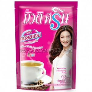 Кофе с коллагеном и витаминами Beauti Sarin Instant Coffee Collagen