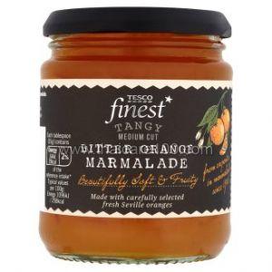 Мармелад из горького апельсина Tesco Finest Bitter Orange Marmalade