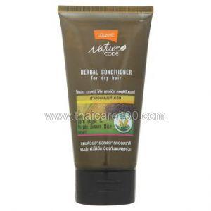 Кондиционер для сухих волос Lolane Nature Code Herbal Conditioner for Dry Hair