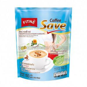 Финтес-кофе с экстрактом сафлора, гарцинии, корицы Fitne Coffee