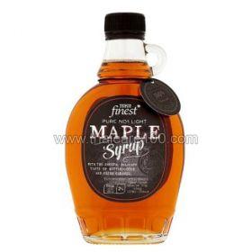 Кленовый сироп Tesco Finest No.1 Light Maple Syrup