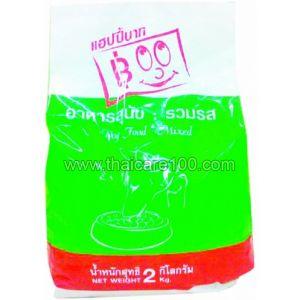 Сухой корм для взрослых собак со смешанным вкусом Happy Bath Dog Food (2000 гр)