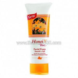 Пенка для умывания с медом Pias Foam Honey-V