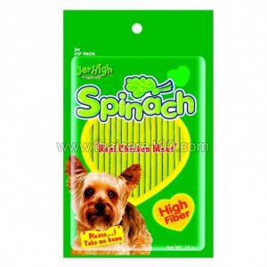 Шпинатные палочки для маленьких собак Jerhigh Spinach Style Stix