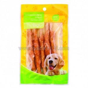 Палочки для собаки с куриным вкусом Dog Snack Big C Spiral Chicken and Natural Tstick