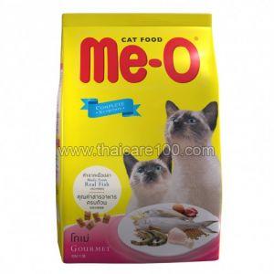 Корм с морепродуктами и курицей для взрослых кошек от 1 года ME-O Cat Food Flavor (1200 гр)