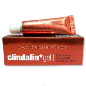 Высокоэффективный гель для лечения акне и прыщей Clindalin Gel (5 гр)