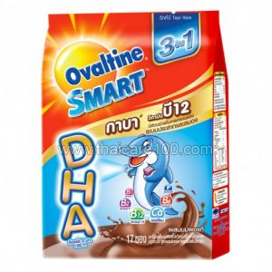 Какао 3 в 1 Ovaltine Malt Beverages Chocolate Flavour (510 гр)