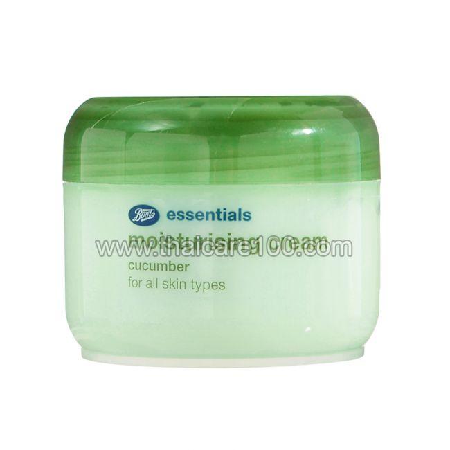 Увлажняющий крем с огуречным экстрактом Boots Cucumber Moisturising Cream