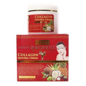 Лифтинг-крем с коллагеном Thai Kinaree collagen natural cream