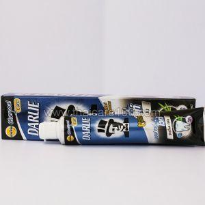 Отбеливающая зубная паста Darlie с бамбуковым углем Darlie All Shiny Charcoal Clean White
