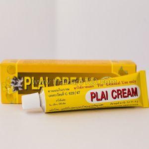 Мазь Plai Cream на основе имбиря от ушибов и травм