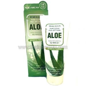 Маска-пленка с Алое Aloe Peel Off Mask Pure Clean