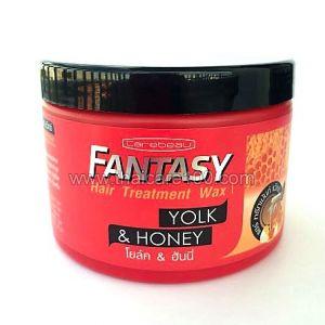 Питательная маска с медом и желтком Fantasy