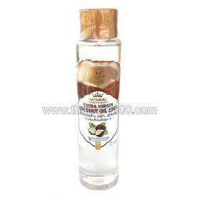 100% кокосовое масло первого отжима Extra Virgin Coconut Oil