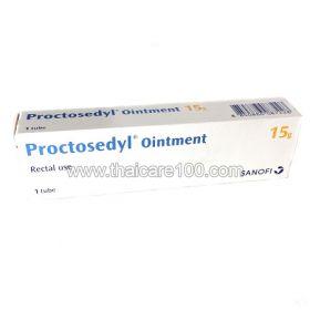 Мазь от геморроя Proctosedyl Oinment