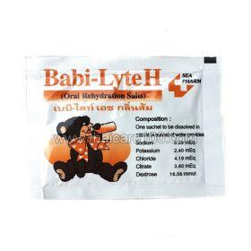 Детский порошок от обезвоживания Babi-LyteH от 0