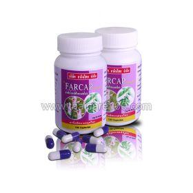 Жаропонижающие и противовоспалительные капсулы Yanhee Ya Farcap