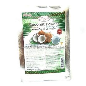 Кокосовая маска+скраб Coconut Powder Isme