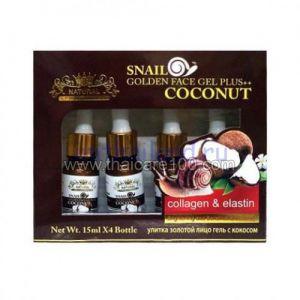 Питательная сыворотка Naturе Repablic с кокосовым маслом и улиточным муцином