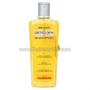 Шампунь-детокс с бергамотом для сухих и поврежденных волос Bergamot Detoxify