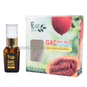 Сыворотка для лица с натуральными фруктовыми кислотами GAC Facial Serum